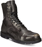 Diesel Men's Hardkor Leather Boots