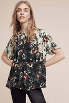 Anthropologie Niagara Swing Blouse