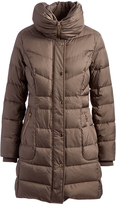 Kenneth Cole Thistle High Neck Down Puffer Coat