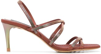 Pedro Garcia Xareni strappy sandals