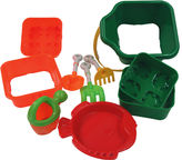 Asstd National Brand Pool And Beach 10-pc. Water Toy