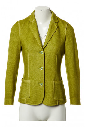 Colombo Green Cashmere Jackets