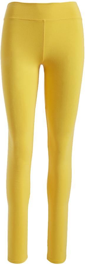 Yellow Pocket Leggings