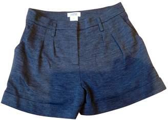 Sonia Rykiel Sonia By \N Grey Wool Shorts for Women
