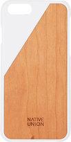 Native Union CLIC Wooden iPhone® 6 Case-WHITE