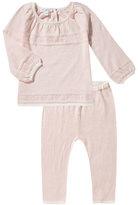 Angel Dear Take Me Home Cotton Tunic w/ Leggings, Size 3-24 Months