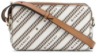 Givenchy Chain-Print Crossbody Bag