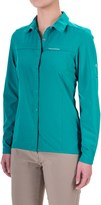 Craghoppers NosiLife® Insect Shield® Pro Shirt - UPF 50+, Long Sleeve (For Women)