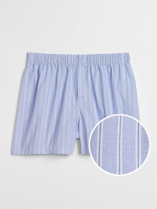 "Gap 4.5"" End-on-End Stripe Boxers"