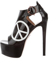 Ruthie Davis Moda Peace Booties w/ Tags