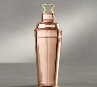Pottery Barn Copper Cocktail Shaker