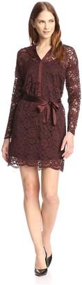 By Ti Mo Women's Lace Dress