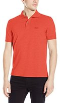 HUGO BOSS BOSS Green Men's Firenze Modern Fit Pique Polo Shirt