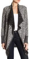 Susina Marled Knit Cardigan (Regular & Petite)