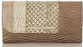 Brahmin Buena Vista Collection Soft Checkbook Wallet