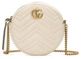 Gucci Mini Leather Canteen Shoulder Bag