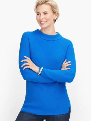 Talbots Pima Sabrina Sweater - Solid