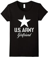Women's Army Girlfriend T-Shirt (Classic) Large