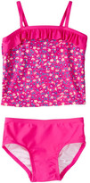 KensieGirl Floral Tankini (Toddler Girls)
