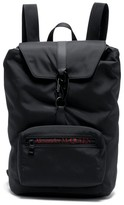 Alexander McQueen Urban Medium Carabiner-buckle Technical Backpack - Mens - Black