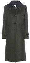 Prada Virgin Wool Coat