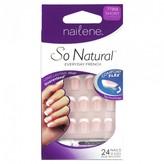 Nailene So Natural Everyday Real French 1 Kit