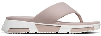FitFlop Sporty Logo Thong-Toe Sandals