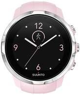 Suunto Women's 50mm Pink Silicone Band Steel Case Quartz Watch Ss022674000