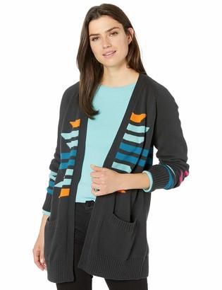 Pendleton Women's Cactus Bloom Cardigan Sweater