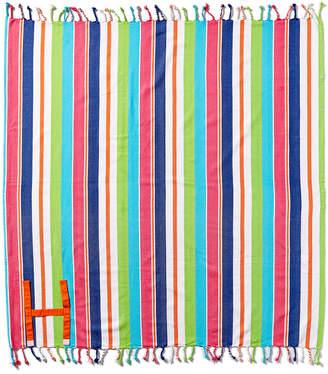 Espalma Striped Beach Blanket