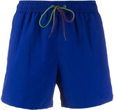 Paul Smith plain swim shorts