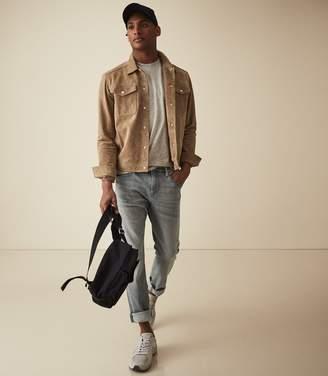Reiss Mason - Slim Fit Jeans in Light wash Indigo