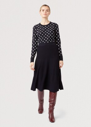 Hobbs Ana Knitted Skirt