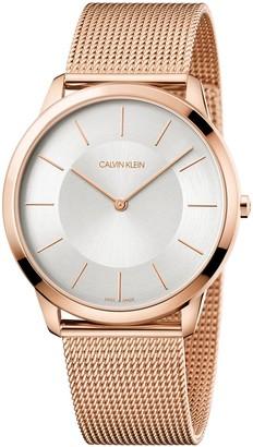 Calvin Klein Men's Minimal Watch