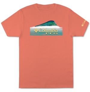 Columbia Men's Pfg Fin Graphic T-Shirt
