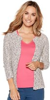 M&Co Shimmer edge to edge cardigan