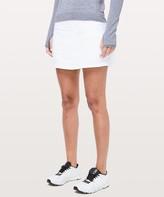 "Lululemon Pace Rival Skirt (Regular) *4-way Stretch 13"""