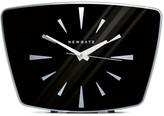 Newgate Clocks - Westworld Mantel Clock - Black - 16x22.5x6.5cm