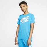 Nike Big Kids (Boys) Short-Sleeve Training Top