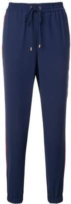 MICHAEL Michael Kors side stripe jogging trousers