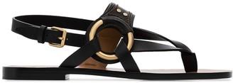Chloé Flat Thong Sandals