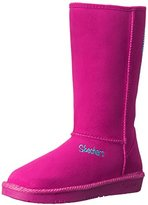 Skechers Twinkle Toes Glamslam Boot (Little Kid/Big Kid)