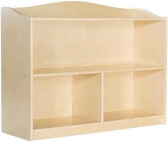 Guidecraft 3-Shelf Bookshelf