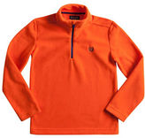 Chaps Half-Zip Fleece Pullover
