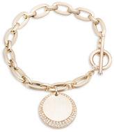 Jenny Packham Crystal Studded Bracelet