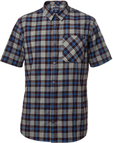Fox Midnght Raggs Short-Sleeve Button-Up