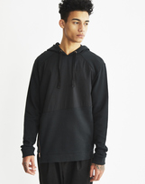 A Question Of Hooded Sweatshirt Black