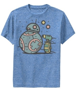 Star Wars Big Boys Bb-8 D-o Droid Team Short Sleeve T-Shirt
