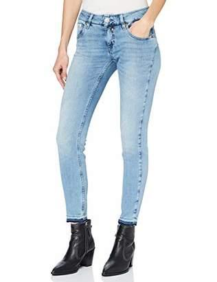 Herrlicher Women's Touch Cropped Jogg Denim Slim Jeans,14 (Size: )
