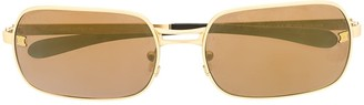 Céline Pre-Owned 2000s Tinted Square Sunglasses
